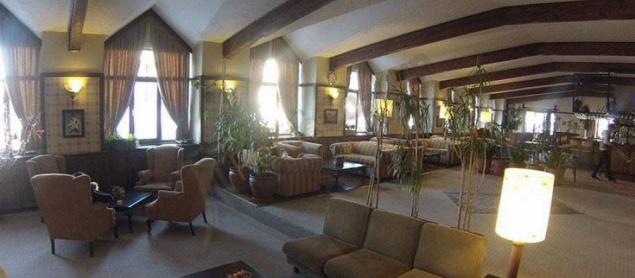 Otel Cati Modeli Perdesi